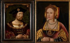 Tudor portrait correctly identified as Catherine of Aragon, after experts notice Henry VIII's wife was wearing the wrong clothes.  The portrait  was left on display at Lambeth Palace, where scholars assumed it was Henry VIII's sixth wife Catherine Parr.  The two paintings will now be hung together for the first time in the National Portrait Gallery, nearly 500 years after they were painted.