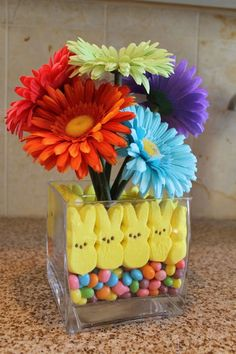 Easter Centerpiece #HolidayMagicSerendipity #holidays #crafts #diy #projects #tutorials Craft and DIY Projects and Tutorials