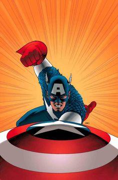 Captain America - John Cassaday