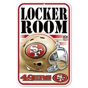 San Francisco 49ers Home Decor - 49ers Office Supplies, 49ers School Stuff - Go Niners!