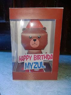 snappopup: Paper toys: myzul