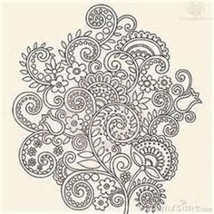 women's paisley tattoo | Flower Designs For Tattoos Tattoo Hunter Free Download 698 Picture ...