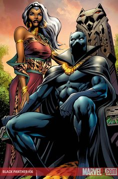 Black Panther by Reginald Hudlin: The Complete Collection Vol. 3 (Black Panther: The Complete Collection) Black Panther Marvel, Black Panther Storm, Marvel Comics, Marvel Vs, Marvel Heroes, Disney Marvel, Captain Marvel, Captain America, Comic Book Characters