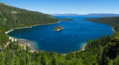 Lake Tahoe.  Truly one of the most spectacularly beautiful places on planet EARTH.  Definitely a must for everyone to visit...so many things to do, all year round!
