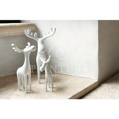 Reindeer sculptures & moose figurines, all deco J-Line pleasure of living online to buy