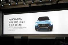 Nvidia announced several new partners for its efforts to bring autonomous cars to public roads in a production capacity today, but the biggest by far was..