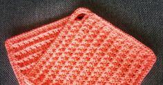 Hæklenål nr. 4   Dobbelt garn  (jeg har brugt knap 2 nøgler bomuldsgarn fra Søstrene Grene)     rk = række   lm = luftmaske   fm = f...