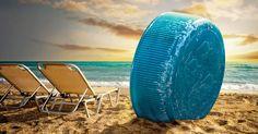 Med SOS, beach