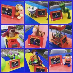 Ideas toys story centerpieces baby shower for 2019 Toy Story Baby, Toy Story Theme, Toy Story Birthday, Boy Baby Shower Themes, Baby Shower Parties, Baby Boy Shower, Toy Story Centerpieces, 3rd Birthday Parties, 2nd Birthday