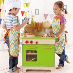 HAPE Cucina da Chef in legno