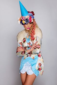 All clothes & shoes ANA LJUBINKOVIC Photo // Milos Nadazdin Model // Ivana Momirov Hair // Olivera for O`livio hair salon & cosmetics Makeup // Nena Ilic