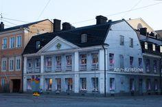 Ann-Kristina Al-Zalimi, Sederholmin talo, Sederholm house, senate square, helsinki, finland, sederholmska huset