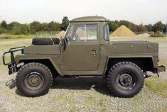 Oldtimer Land Rover Lightweight Serie III zum Mieten