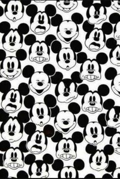 Imagen de disney, mickey mouse, and pattern