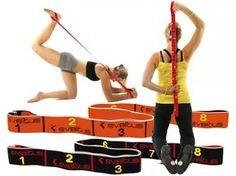 50 exercices avec des bandes de résistance elastiques