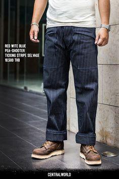 Denim Fashion, Street Fashion, Vintage Denim, Vintage Fashion, Plus Size Men, Work Jackets, Raw Denim, Denim Style, Tree Houses