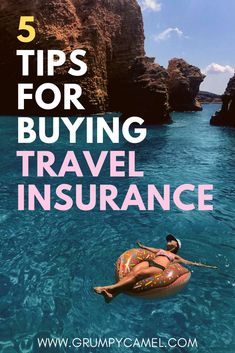 MY TOP TRAVEL TIP: Always buy travel insurance!MY TOP TRAVEL TIP: Always buy travel insurance! While there are various insurance providers offering similar packages, here are some things you need t. Packing Tips For Travel, Travel Advice, Travel Essentials, Travel Hacks, Europe Packing, Traveling Europe, Backpacking Europe, Travelling Tips, Packing Lists
