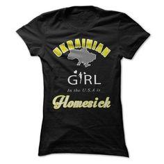 Ukrainian girl in the U S A is homesick Yellow T Shirts, Hoodie