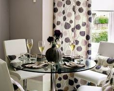Dining Room Curtain Ideas | 8 Best Curtain Ideas For Dining Room Images On Pinterest Dining