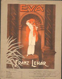 Eva  Music Franz Lehar