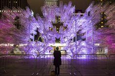 Las mejores instalaciones artísticas en 2013 http://caracteres.mx/las-mejores-instalaciones-artisticas-en-2013/?Pinterest Caracteres+Mx