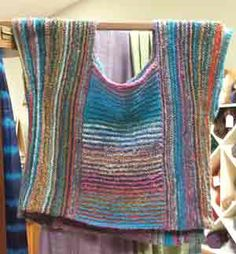 My story of why I love Noro yarn and it's beautiful colors, plus photos of the sweaters I have made from it.