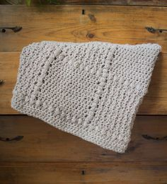 Crochet Pattern  Baby Blanket Pattern easy by HiddenMeadowCrochet
