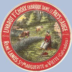 Club Tyrosémiophile de France, la passion des étiquettes de fromage Vintage Posters, Vintage Art, Club, Kitchen Labels, French Cheese, Queso, Oeuvre D'art, Miniatures, Wine Pairings
