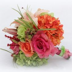 tropical bridal bouquets | and Decor: Wedding Flower Customs and Traditions - Wedding Flowers ...