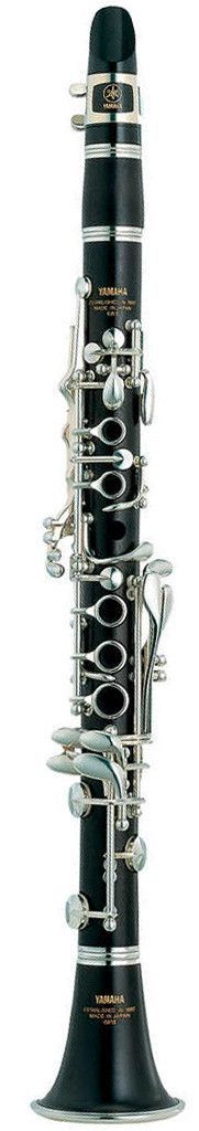 Yamaha YCL-681 Professional Series Eb Soprano Clarinet