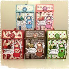 Small christmas-gifts made by DT Linda S http://blog.pysseldags.com/2014/12/fem-sma-julgavor.html