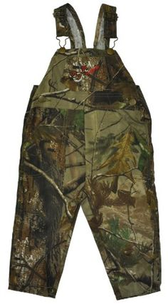 Bell Ranger Boy's All Purpose Green Camo Toddler Beep Overalls...yeah my son will be wearing these