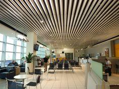 Lufthansa Lounge, Munich Airport
