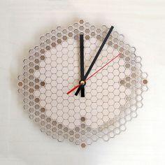 Asymmetree / Honeycomb Clock // Regular