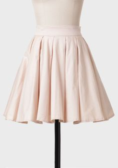 A Love Like This Pleated Skirt at #Ruche @Mimi ♥♥