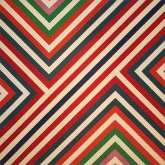plastolux: Post war and Contemporary Op Art curated by Wyeth Alexander century, Textures Patterns, Print Patterns, Modern Patterns, Graphic Design Illustration, Illustration Art, Xavier Veilhan, Design Graphique, Geometric Art, Op Art