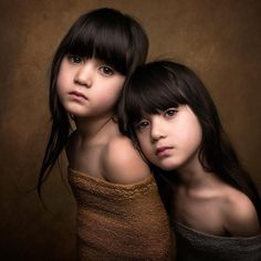 """1,325 Likes, 13 Comments - Inspired By Colour (@inspiredbycolour) on Instagram: """"Sisters ~ @paulinaduczman #sisterlylove #bestfriendsforever #siblinglove #siblings #twins…"""""""