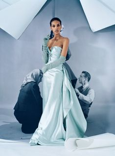 """""""Charles James: The One and Only"""" by Tim Walker for Vogue US May 2014"""