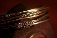 gold and sapphire bracelets by Audrius Krulis. Photo by Karolis Krulis. I Love Jewelry, Modern Jewelry, Fine Jewelry, Jewelry Making, Jewellery, Sapphire Bracelet, 18k Gold, Cuff Bracelets, Jewelry Accessories