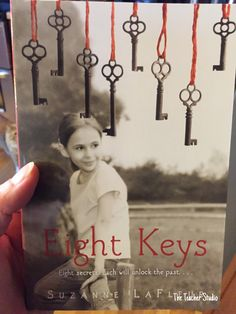 Eight Keys...are you familiar with this one?  I LOVE this book as a read aloud...check out today's blog post to see why!