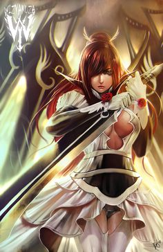 Ideas Wallpaper Iphone Anime Fairy Tail Erza Scarlet For 2019 Fairy Tail Love, Fairy Tail Amour, Anime Fairy Tail, Fairy Tail Art, Fairy Tail Girls, Fairy Tail Ships, Fairy Tales, Fairytail, Jellal