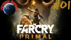 Far Cry Primal - Gameplay ITA #01 - COSTRUIAMO UNA FAVA [Loki]