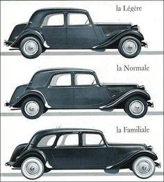 Psa Peugeot Citroen, Citroen Car, Classic European Cars, Best Classic Cars, Vintage Cars, Antique Cars, Art Deco Car, Citroen Traction, Traction Avant