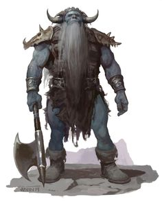 Frost giant - The Forgotten Realms Wiki - Books, races, classes, and more