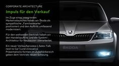 Corporate Architecture for Škoda by SYNDICATE DESIGN AG