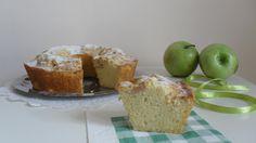 torta di mele del bicchiere (ricetta senza bilancia)