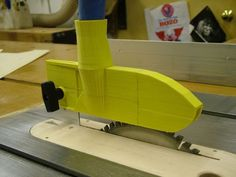 table saw guard, dust collector by 1oldclown - Thingiverse