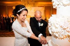 Tic Tock Couture Florals - If These Petals Could Talk - Zalnah and Ali | Photography: Callaway Gable | Coordination: Fancy That! Events