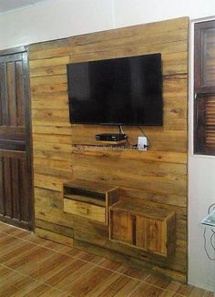 creative creations with recycled wood pallets wood pallet tv