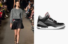 5 Sneakers that Inspired the Alexander Wang Spring/Summer 2015 Collection